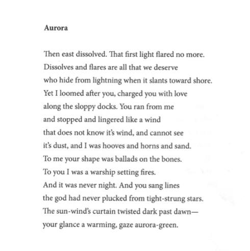 Aurora, Paul Nemser